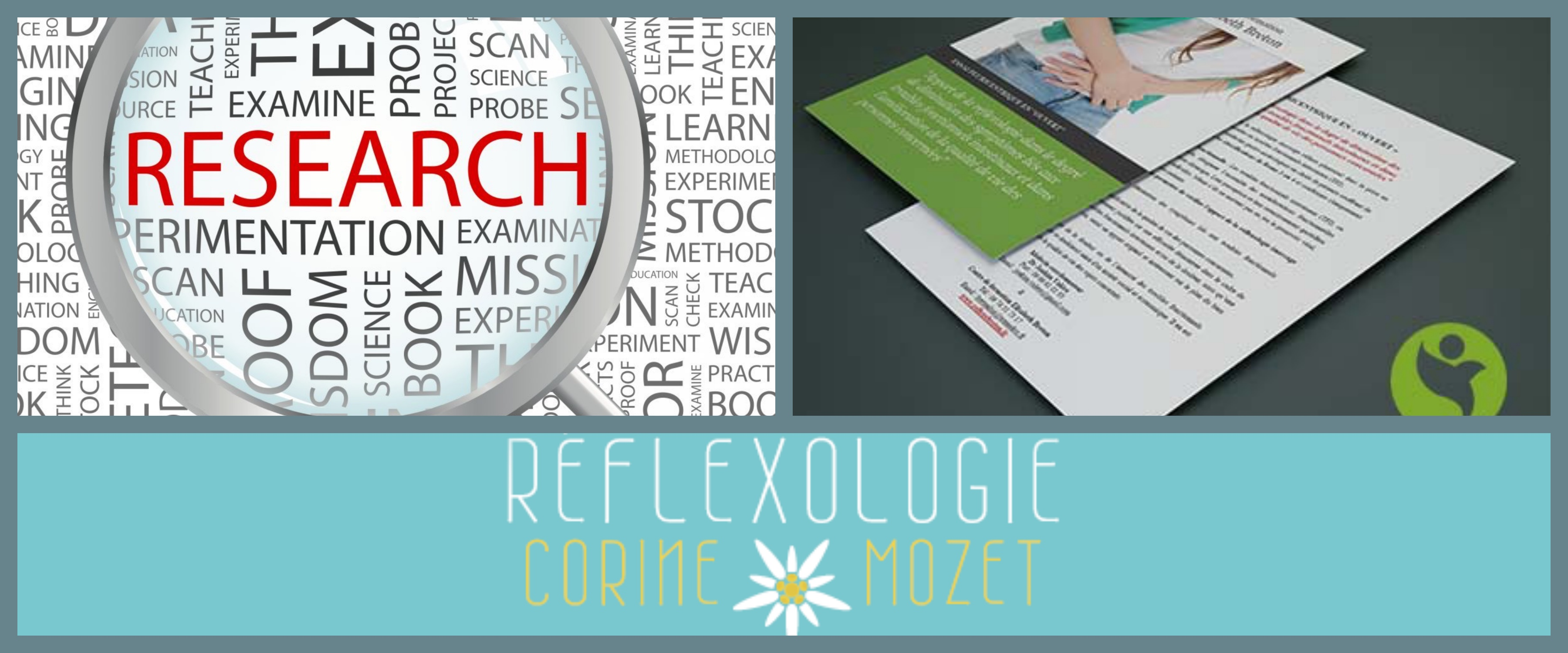 Etudes Réflexologie Corine Mozet