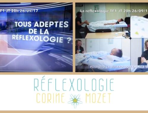 Réflexologie en entreprise