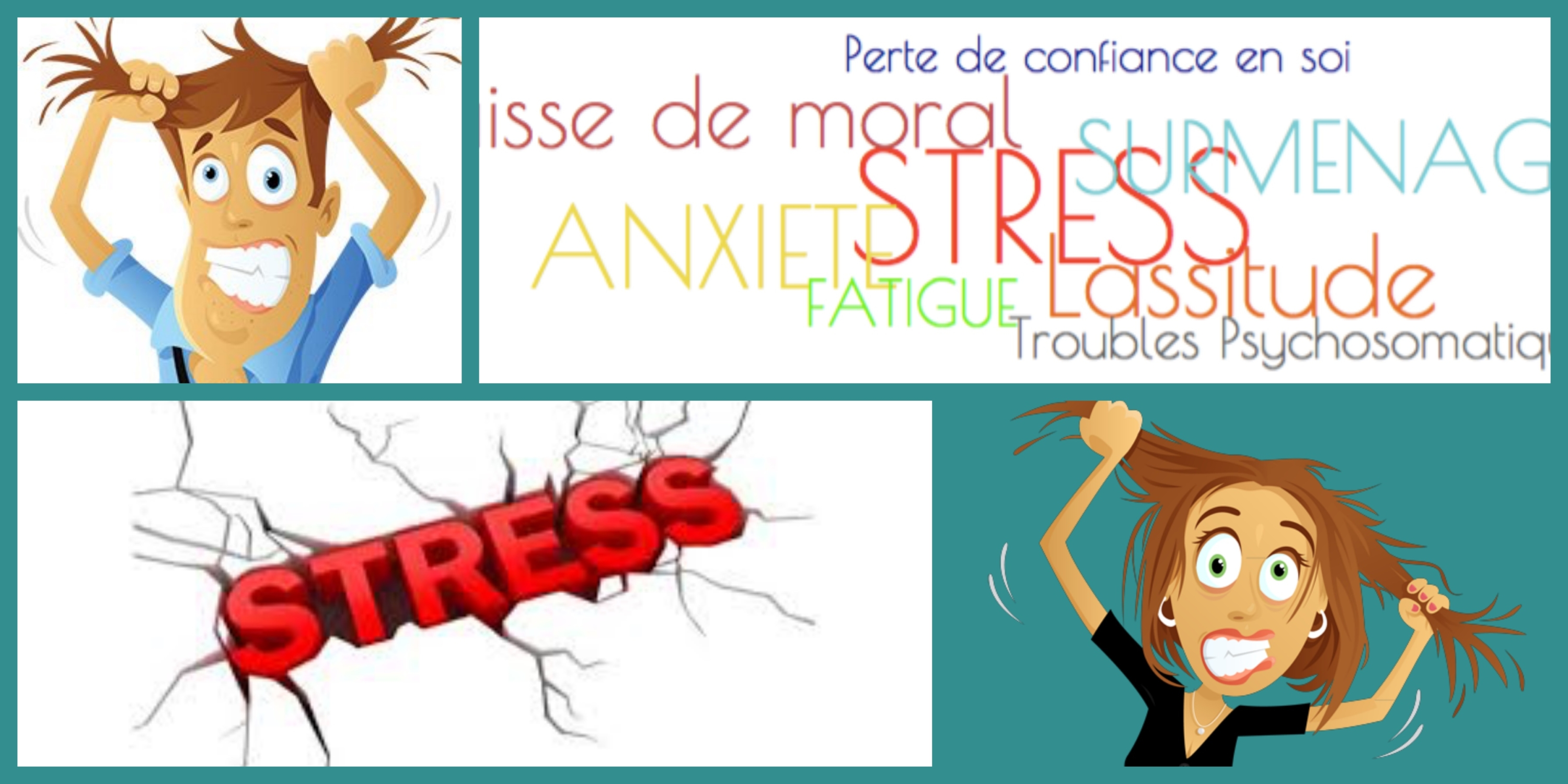 LES IMPACTS DU STRESS